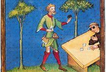 Men's Surcotes - Medieval