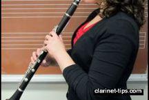 Clarinet. / by Rachel Savage