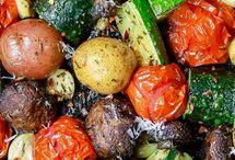Italian roasted veg