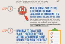 Nolan RED Infographics / Nolan RED Content for residents and future residents!