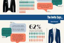 Paul Fredrick Infographics