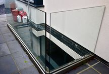 P&P Glass Balustrades / Some P&P Glass Ltd Balustrades projects we've completed  for our customers within the Surrey/Sussex and SW area. Contact us enquiries@ppglass.co.uk or www.ppglass.co.uk