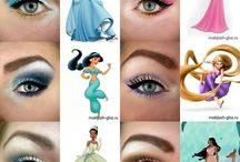 Maquillage de Disney