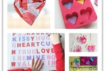 valentine's day crafts / by Dimarly Suarez