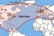 YD Boundry Cosmic Impact