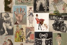 Antique Imagery / From our own private collection, thousands of turn-of-the-century imagery and antique advertising - and adding more all the time!  Wonderful creative fodder for artists, designers, collage, book arts and mixed media, we reproduce these to order.