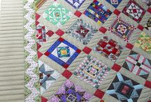 Love those quilts! / by Jill Ziegler