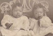 African American Baby- Black Southern Belle
