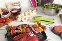 Summer bar-b-q / Turn up the heat with Dexam's fantastic cookware and accessories