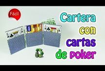 Ideas con cartas de poker