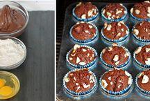 Muffiny- sladké i slané