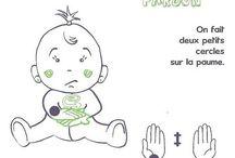 signe bébé