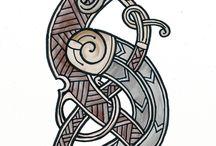 Tatouage viking