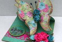 Tilda & Aunty Lee-Arna's craft