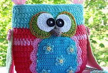 Crochet: Bags/ virkatut laukut / crochet