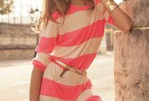 Fun clothes I want in my closet / by Meika Slotsema
