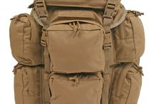 Bug-Out Bags & Equipment