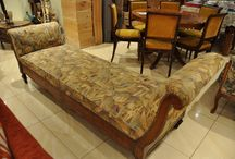 French Divan, Old Canape