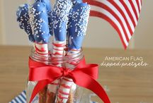 God Bless America / America, Red, White & Blue, Holiday Traditions