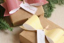 ➸ Paquets cadeaux ➸
