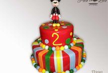 Torta Miki Maus / www.pocoloco.rs