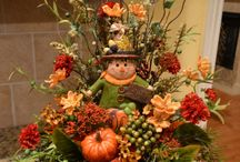 Happy Holidays-Fall / by Jackie Hodel