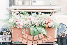 H.J. Benken Wedding Flower Ideas