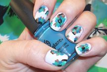 lovely nails-i'm obsessed / by Shannon Wagner