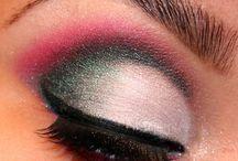 makeup / by Brandy Obenski