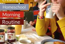 The Rhythm of Homeschooling