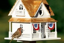 Bird Houses Galore! / by Babs J.