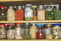 * Dehydrating & Canning Foods