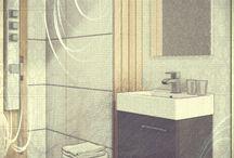 TINY - Kolekcja Mebli Łazienkowych. / Kolekcja Tiny w sposób naturalny komponuje się ze stylem minimalistycznym, w którym dominują linie proste oraz geometryczne formy. Delikatne, metalowe uchwyty z powierzchnią chrom połysk dodają uroku i podkreślają kolorystykę mebli. The Tiny collection is a natural counterpart to the minimalist design dominated by straight lines and cubic forms. The unimposing metal handles in shiny chrome add a unique charm and highlight the colours of furniture.