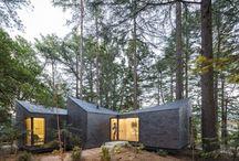 Modular System / Modular houses