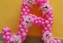 Primo Compleanno / Ballon Art e Allestimenti by Eli Creations