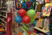 Balloons / by Jenny Lazo