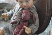 Old dolls. Ect.
