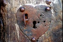Hearts / the heart is the heart of love / by Pearls With Plaid