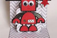 Robots / by Lindsay Nadolny-Horsman