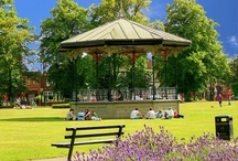 Bandstands and Bus shelters