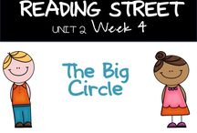 U2W4-The Big Circle-Reading Street