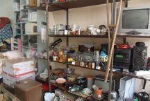 old objects / Bit pazarında toplayıp sattığımız veya satmak için alıpta satmaya kıyamadıklarımız..