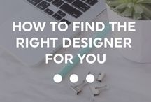 Little Dot Creative Blog / Branding, business, blogging and design for creative entrepreneurs / by Megan Powell - Brand Designer