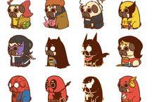 marvel pugs