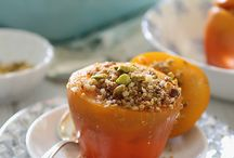 Recipes for Persimmons