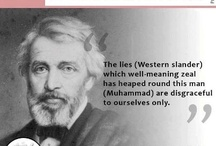 non muslim view about prophet Muhammad saw