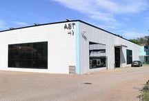 AST / La nostra sede, gli uffici e l'officina