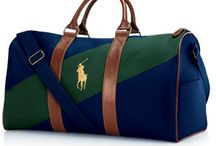Polo travelling bags