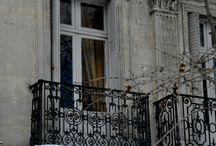 balconies & verandas