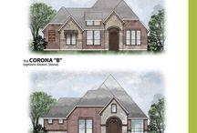 Drees Custom Homes - Corona / Drees Custom Homes located in Viridian, Arlington Texas is offering the Corona plan